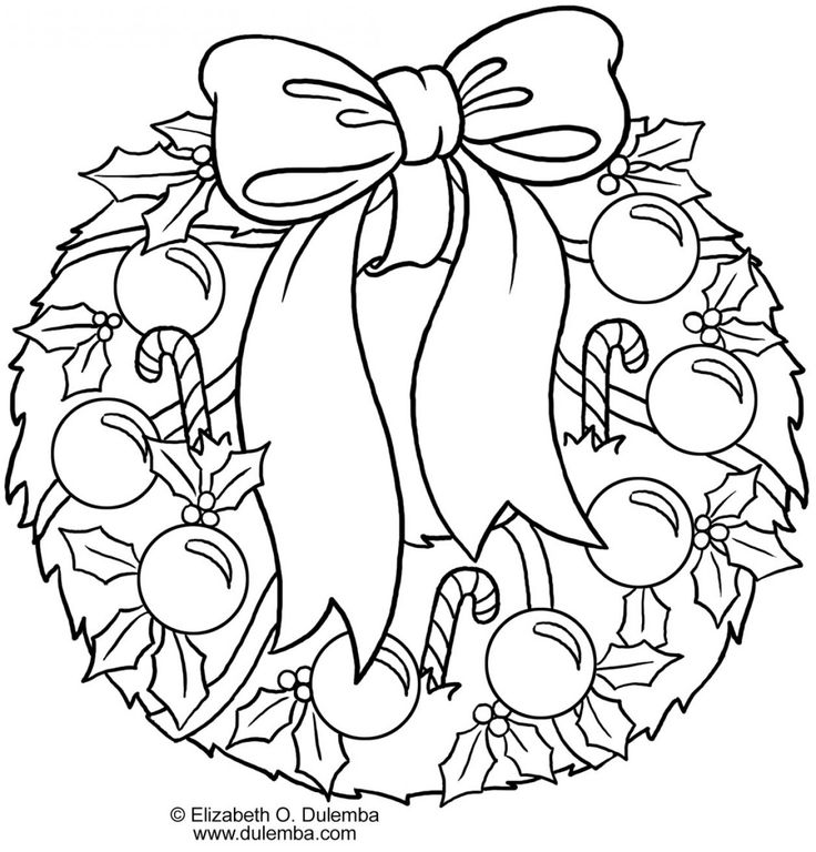 101 best COLORING PAGES CHRISTMAS WINTER