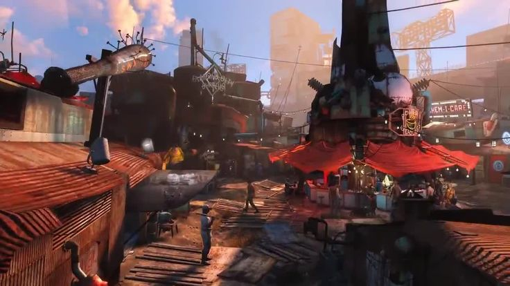 Fallout 4 VR Reveal Trailer - E3 2017: Bethesda Conference Revisit the expansive apocalyptic wasteland for all the action humor and suspense of Fallout 4 in Virtual Reality. June 12 2017 at 05:54AM  https://www.youtube.com/user/ScottDogGaming