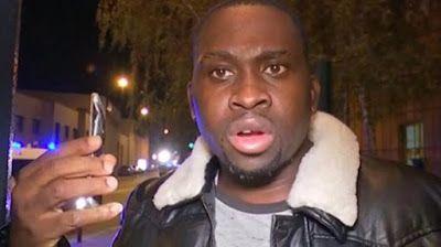 Wow Peluru gagal menembus tubuh pria ini saat tragedi Paris Berkat Smartphone Samsungnya.