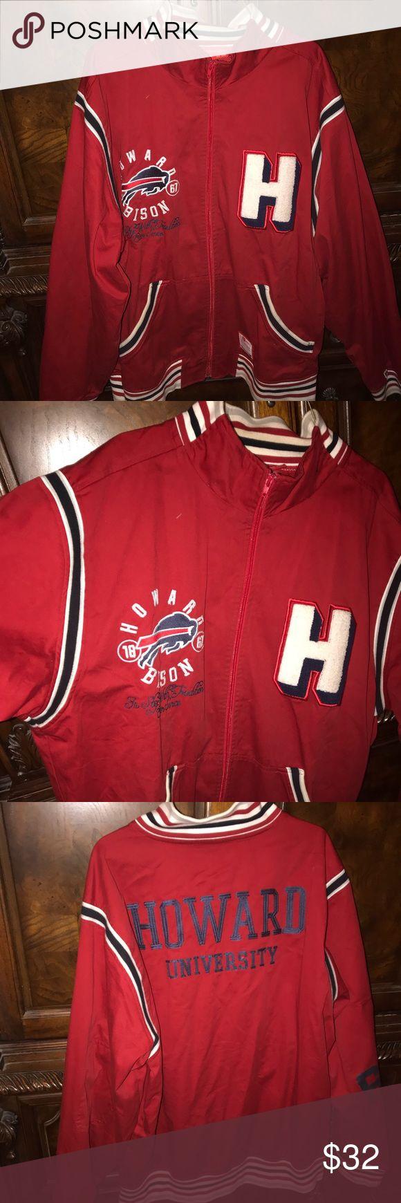 New Era Football Varsity Jacket Varsity Football Jacket by New Era (Tradition)  Howard Bison Size XXL . Still in Good Condition! New Era Jackets & Coats Bomber & Varsity