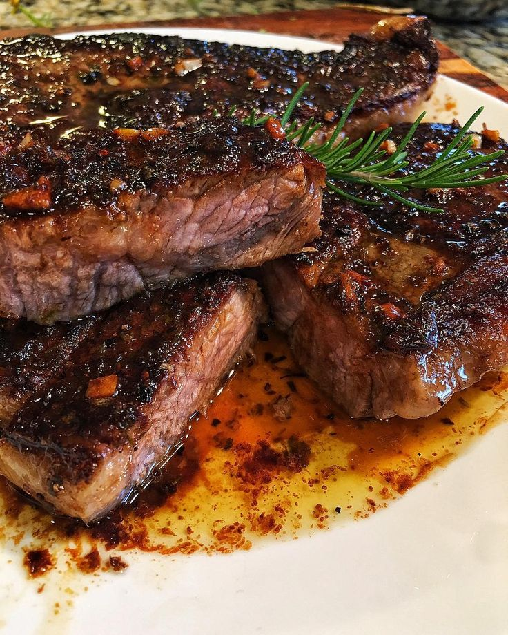 23 best hennessey recipes images on pinterest bbq wings cooking herbed strip steak with hennessy garlic butter recipe is athellip forumfinder Choice Image