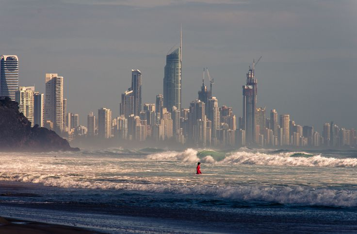 Surfer Paradise, Gold Coast. Australia