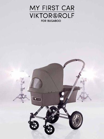 A dupla de designers Viktor & Rolf apresenta, em conjunto com a empresa holandesa Bugaboo, conhecida pelos seus carrinhos de bebé inovadores, o My First Car, de edição exclusiva e limitada. Lê o artigo completo em http://nstylemag.com/viktor-rolf-apresentam-my-first-car/
