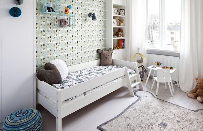 pokój dla dzieci chłopca przedszkolaka