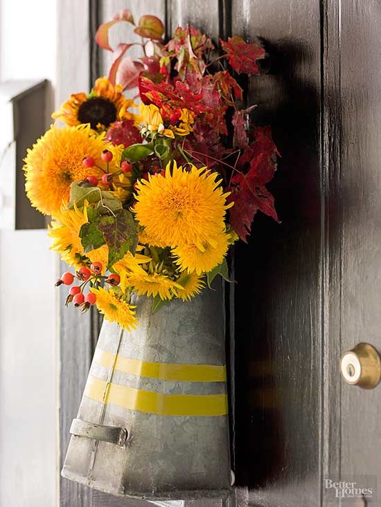 Best 476 Fall Decorating Ideas Images On Pinterest Home