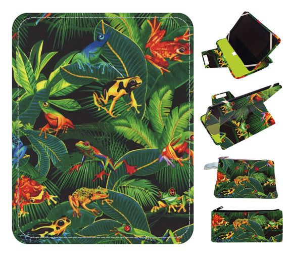 FROG kindle paperwhite kindle cover paperwhite by superpowerscases, $24.00