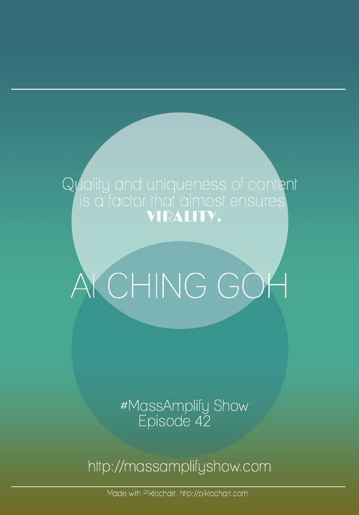 Ai Ching Goh on episode 42 of #MassAmplify Show talking about Design, Storytelling and Why MVPs Don't Work. http://massamplify.com