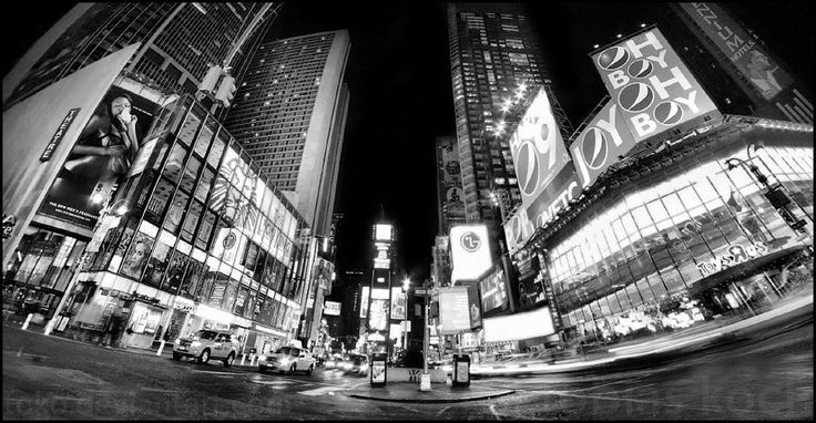 Time Square - By Toko