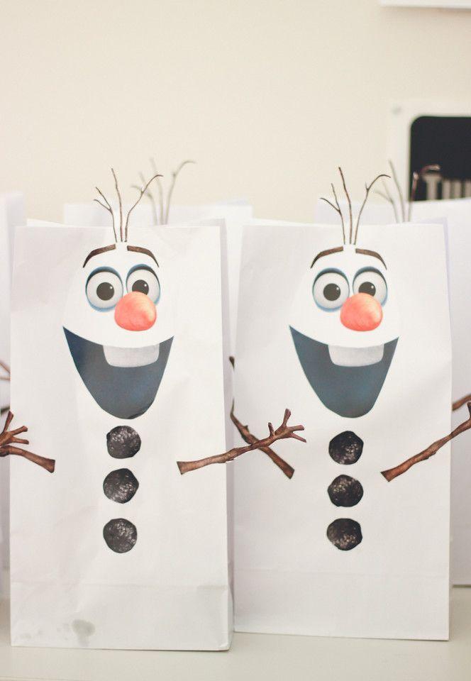 Frozen Theme - Huda Salman Photography #OlafFavourBags #Frozen