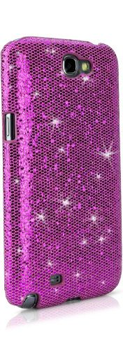 Rock This Style! Cosmo Pink Glamour& Glitz - Galaxy Note 2 Case