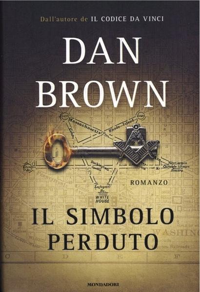 Dan Brown - The lost symbol  Dan Brown - Il simbolo perduto