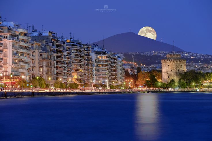 Thessaloniki // Macedonia // Greece by Sakis Panagiotopoulos // IMAGES on 500px