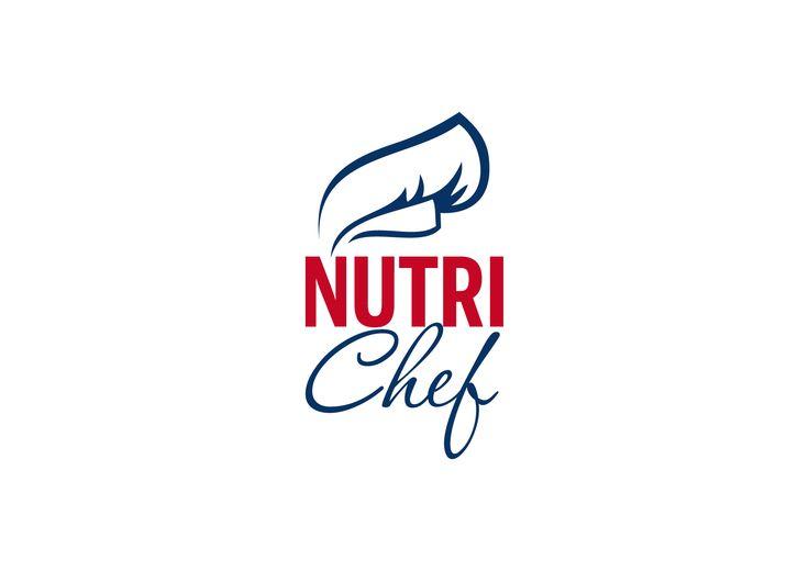 Logo progetto Nutrichef per il brand Nutriree  #celiachia #senzaglutine #glutenfree