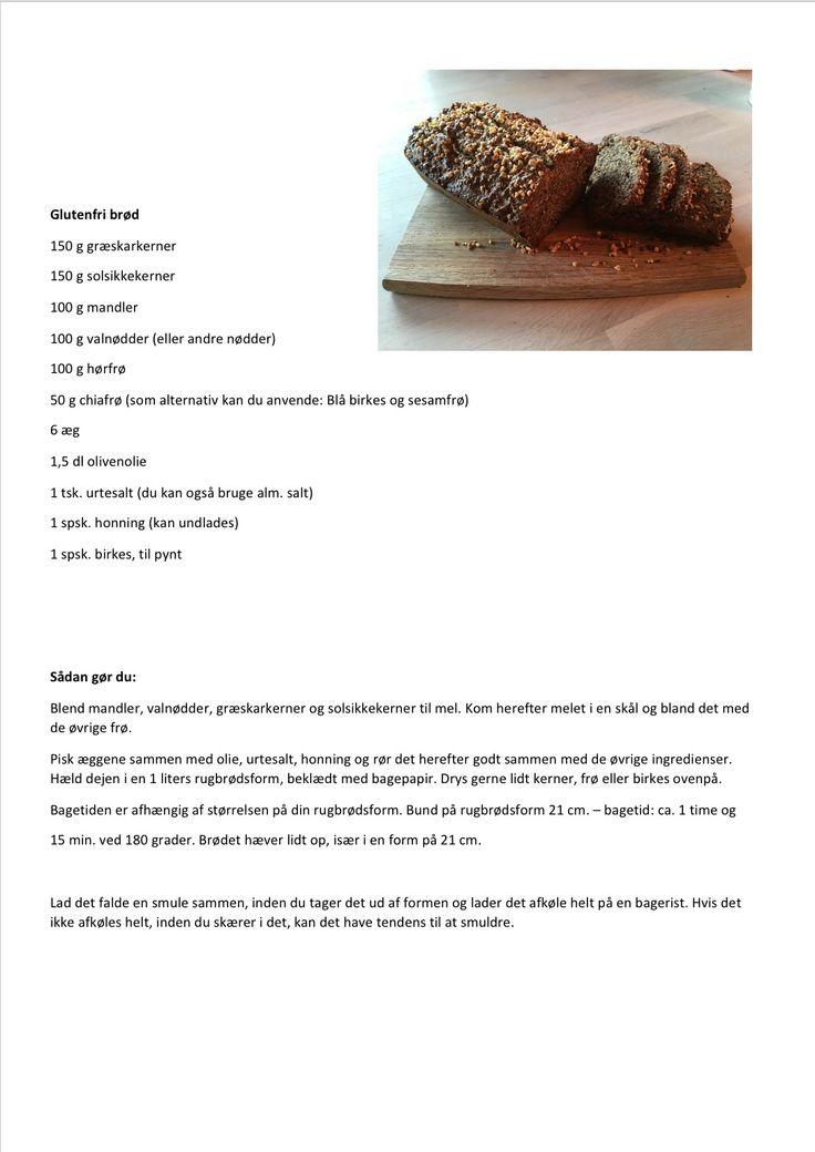 Malet stenalderbrød