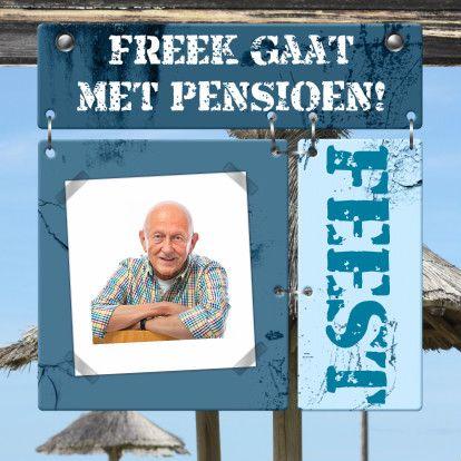 Met Pensioen Na 40 Jaar Werken