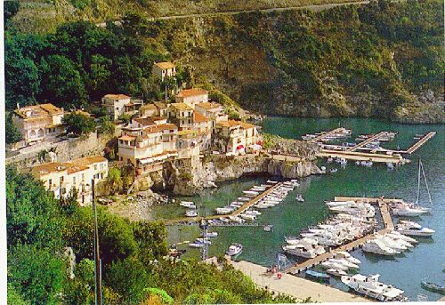 the port - Maratea (Italy)