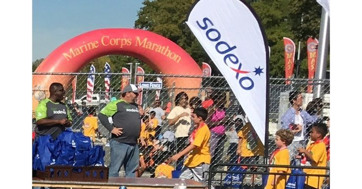 Sodexo Emphasizes the Importance of Childhood Health and Wellness Through Support of Marine Corps Marathon Kids Run  ||  GAITHERSBURG, Md., Oct. 24, 2017 /PRNewswire/ -- Sodexo, world leader in Quality of Life https://www.prnewswire.com/news-releases/sodexo-emphasizes-the-importance-of-childhood-health-and-wellness-through-support-of-marine-corps-marathon-kids-run-300542642.html?utm_campaign=crowdfire&utm_content=crowdfire&utm_medium=social&utm_source=pinterest