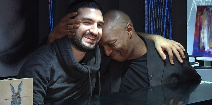 Oxmo Puccino et Ibrahim Maalouf