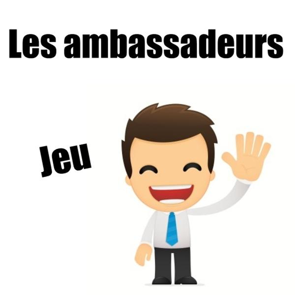 Règle du jeu les ambassadeurs + variantes