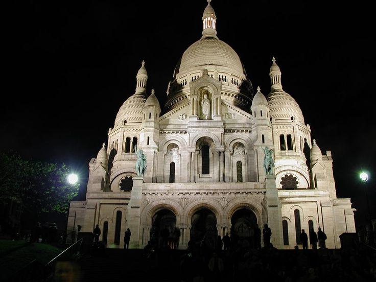 Basílica Sacre Cœur de Montmartre | LUUUX