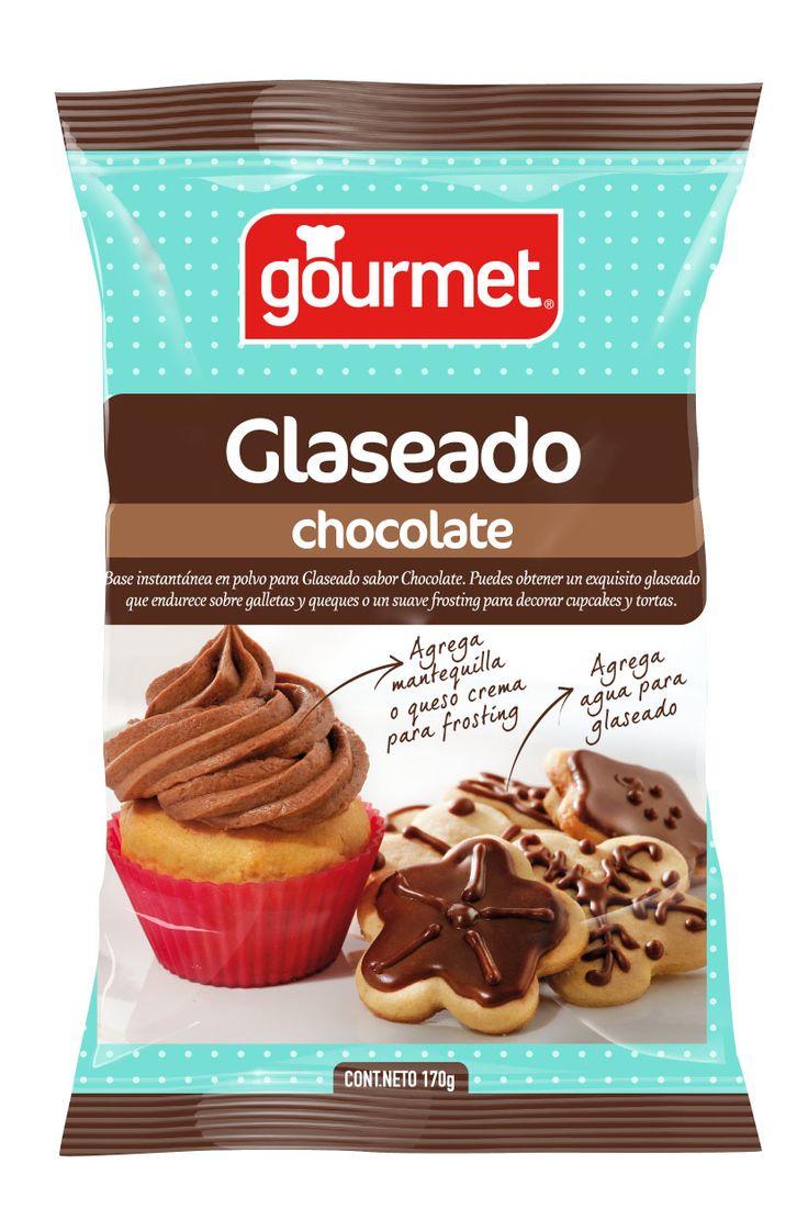Base para Glaseado Chocolate