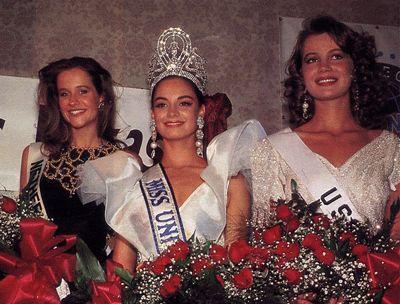 Lupita Jones | Miss Universe (1991) #Mexico