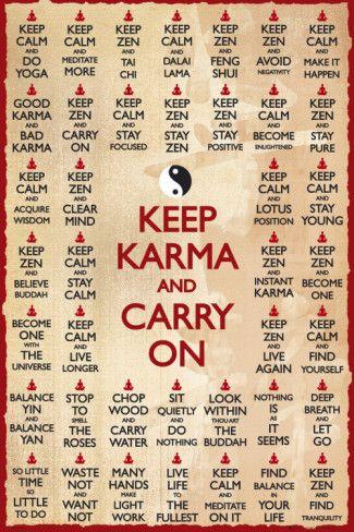 for karma chameleons.