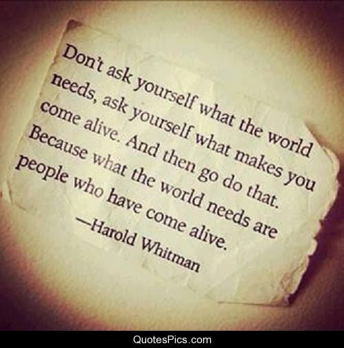 Harold Whitman Archives | Quotes Pics