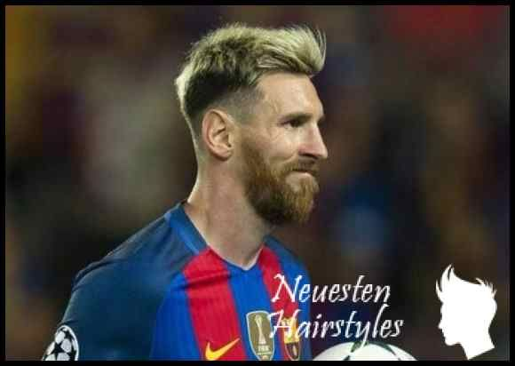 Messi Mit Neuest Aktuelle Undercut Haar Frisur 2016 Herren Pinterest Neuesten Hairstyles Frisuren 2016 Mann Messi Frisur