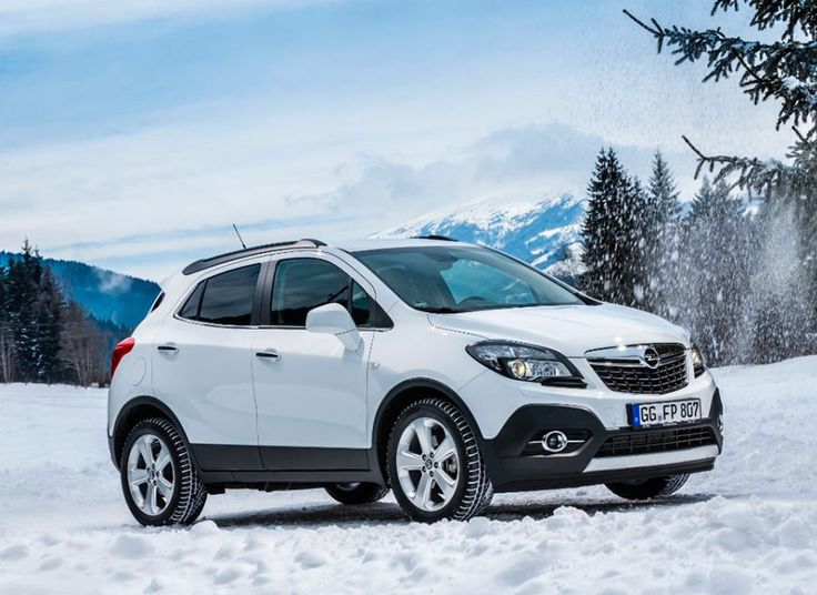 New Review 2015 Opel Insignia Mokka Release Front Side View Model
