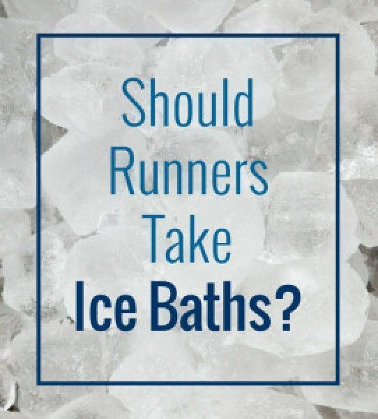 Should runners take ice baths? No one really loves taking a freezing cold bath after a run, but how beneficial are they? Learn about the pros and cons and whether or not it's worth it to include ice baths as part of your recovery process.