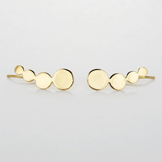 Hey, I found this really awesome Etsy listing at https://www.etsy.com/uk/listing/261178652/ear-crawler-climber-earring-ear-cuff