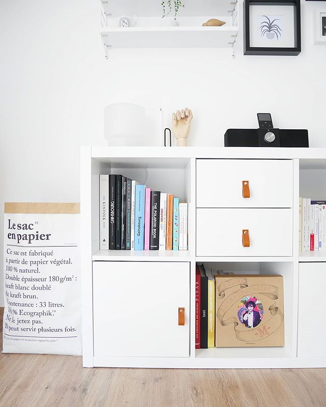 Best 10 meuble kallax ideas on pinterest expedit hack for Console meuble ikea