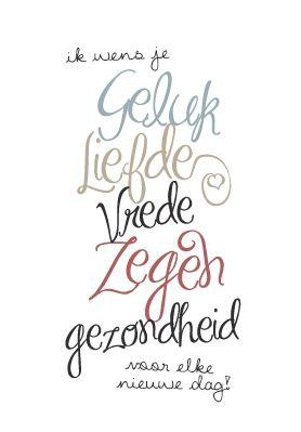 Leuke tekst voor een muursticker! Binnenkort op www.muurtekstenonline.nl
