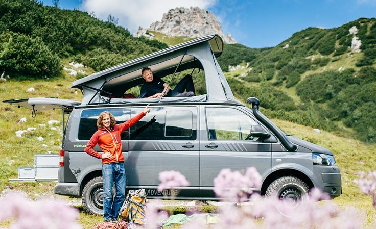Der Multicamper Adventure » Neureuther Automobile - MultiCamper - T5 Campingbus