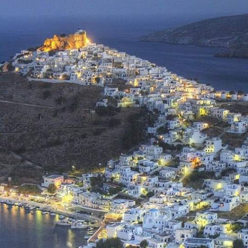 Google+ ASTIPALEA, GREECE.