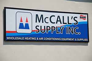McCall's Supply proudly offers a host of quality heating and cooling products from top brands like Samsung, Eubank, Ruud, and more. Our colossal product catalog is comprised of air conditioners, boilers, tools, ice machines, geothermal systems, pumps, and parts and much more. - See more at: http://www.mccallsinc.com/blog/what-products-does-mccall-s-usually-have-in-stock