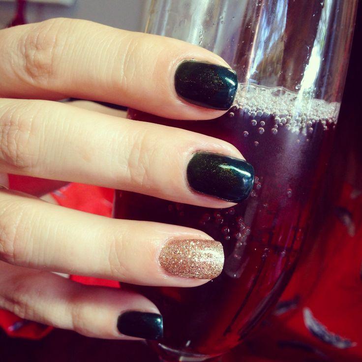 CND Shellac | Nail Art - http://yournailart.com/cnd-shellac-nail-art-2/ - #nails #nail_art #nails_design #nail_ ideas #nail_polish #ideas #beauty #cute #love