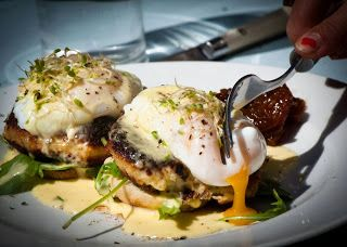 London Pop-ups: The 'Breakfast With Charles' Brunch at the Rooftop Cafe in London Bridge