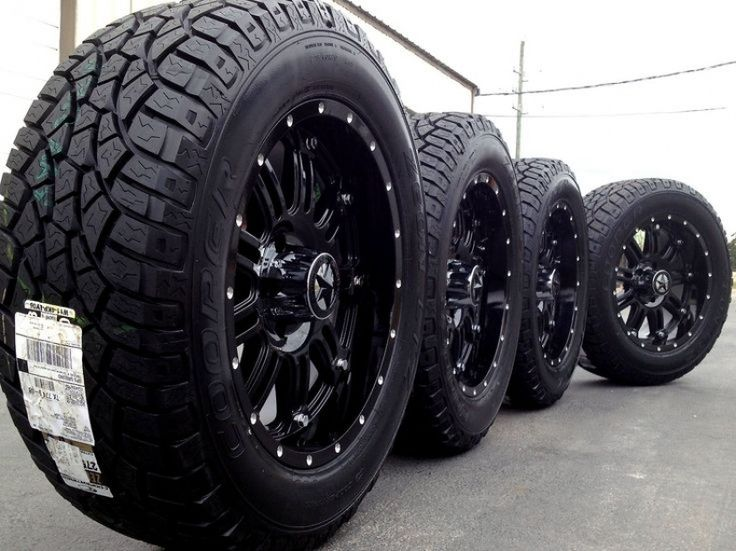 4X4 Truck Tires And Wheels