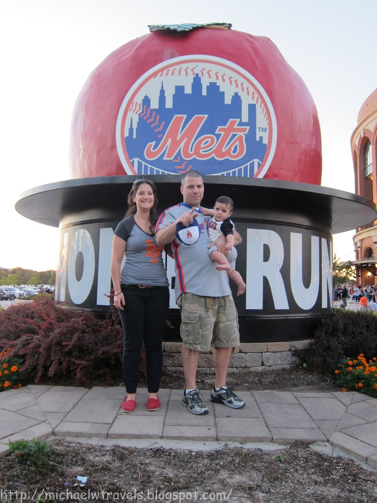 MichaelW Travels...: And The Winner of My NY Mets Ticket Giveaway Is...