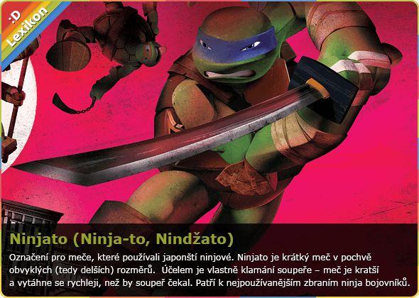 Želvy ninja II