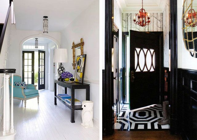 Love the entryway on the right!