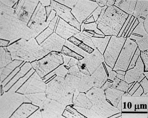 microstructure of steel - Google Search