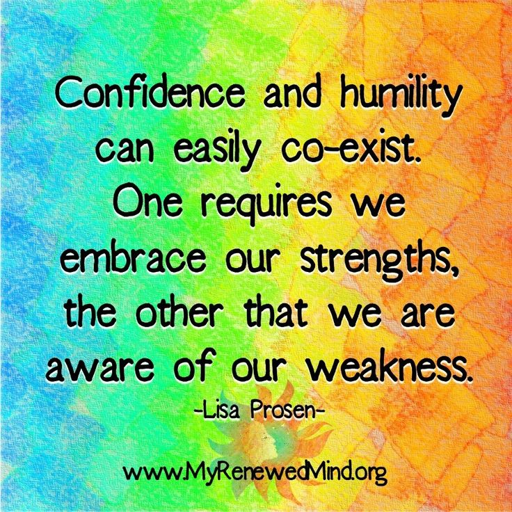 how to learn to have humility
