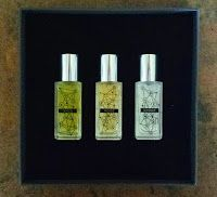 """They are all elegantly beautiful, but my favorite is Drone, described on the site as """"...aldehydes and air notes, developing to fir and juniper, with a base of patchouli, ambergris, and vetiver."""""""