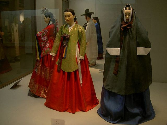 Traditional Korean Clothing of Joseon Dynasty