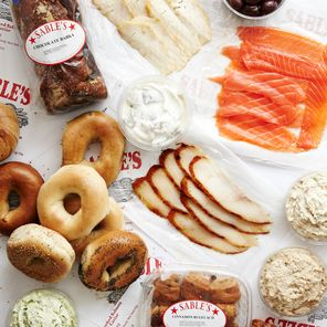 28 best jewish holiday food images on pinterest holiday for Sable s smoked fish