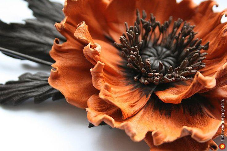 цветы из кожи - Поиск в Google