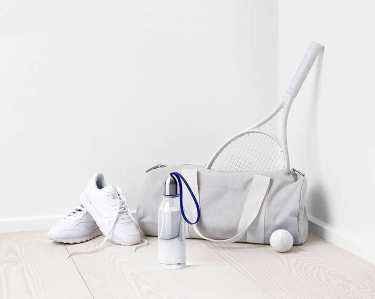 Bardzo nam się podoba taki sportowy minimalizm, a gadżet od Eva Solo pasuje tam idealnie!